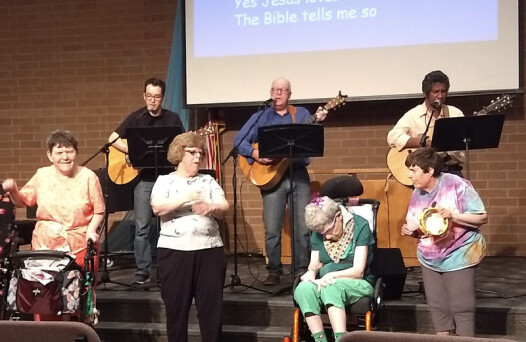 Special Needs Worship