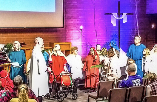 Special Needs Christmas and Easter Pageants