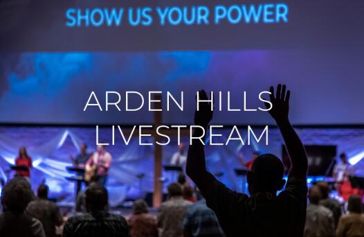 Arden Hills Livestream