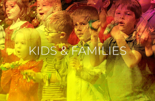 Kids and Family Ministry